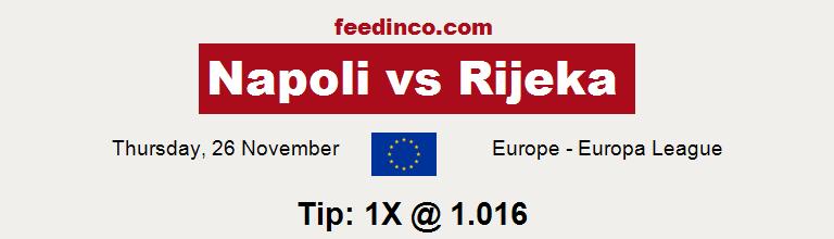 Napoli v Rijeka Prediction
