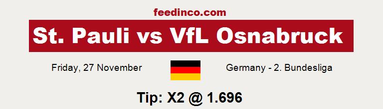 St. Pauli v VfL Osnabruck Prediction