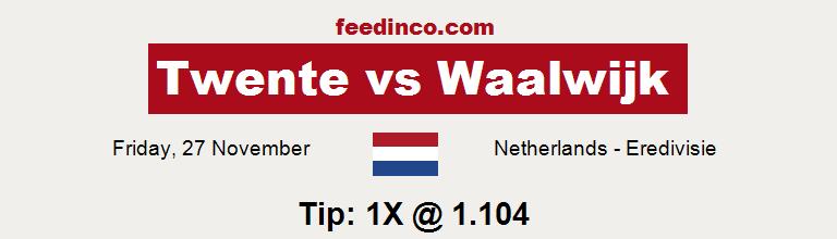 Twente v Waalwijk Prediction