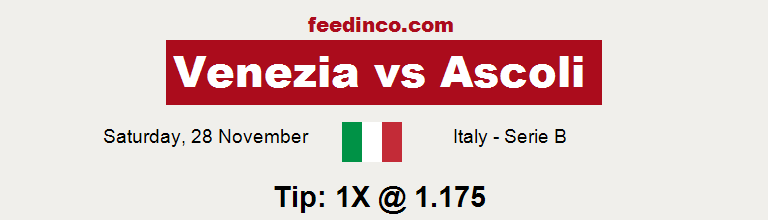 Venezia v Ascoli Prediction