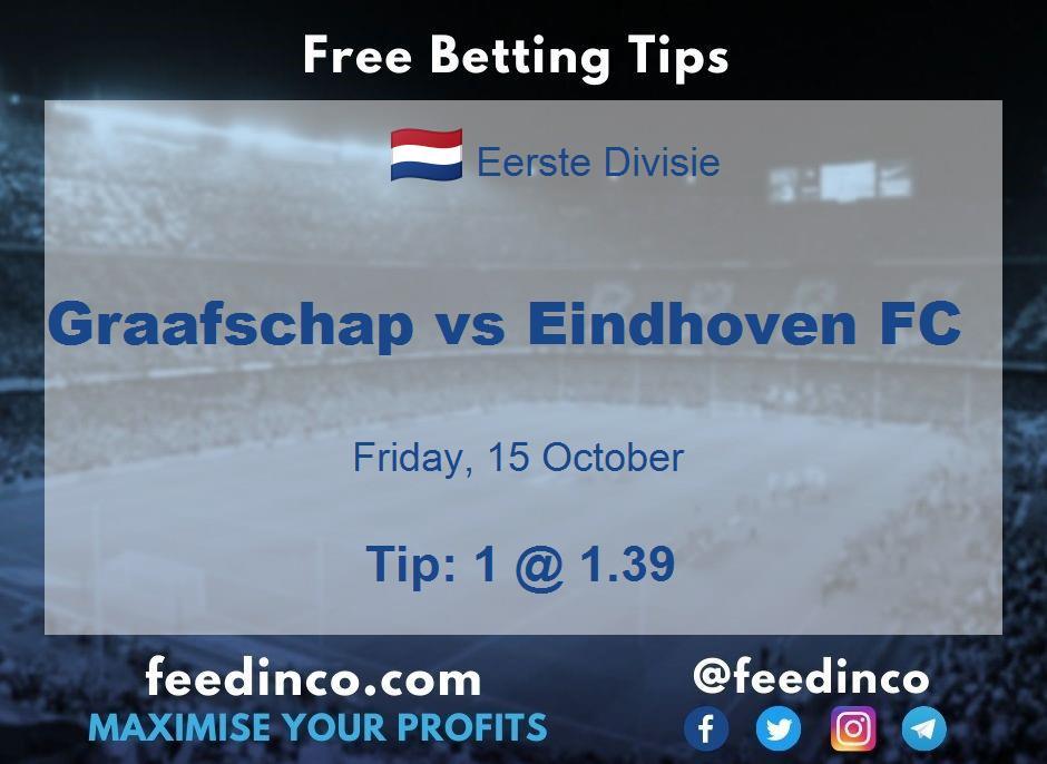 Graafschap vs Eindhoven FC Prediction