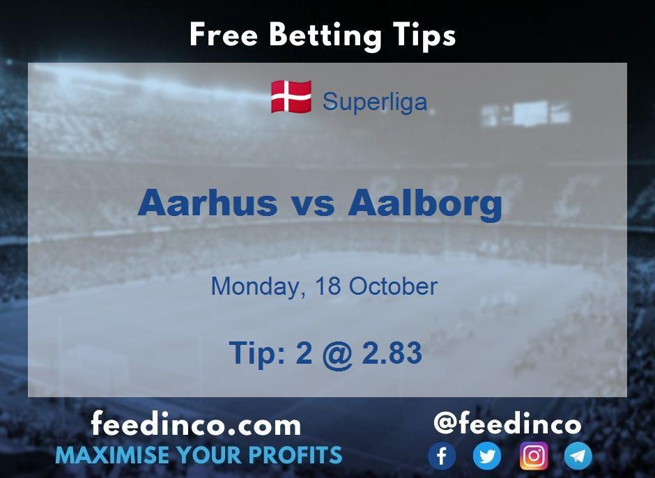 Aarhus vs Aalborg Prediction