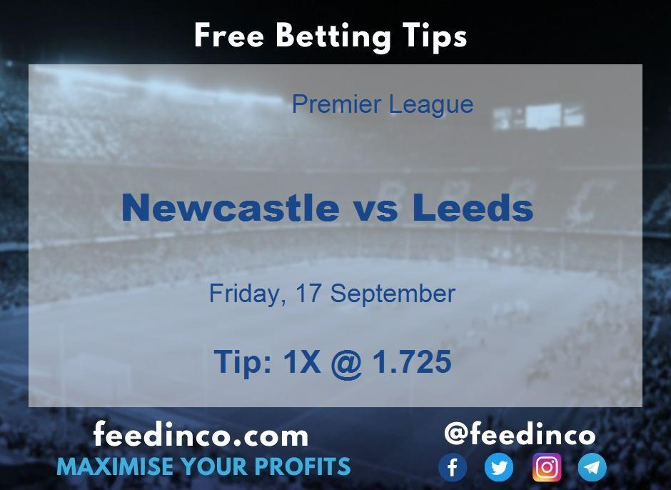 Newcastle vs Leeds Prediction