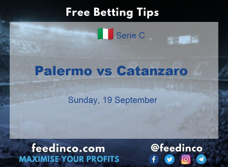 Palermo vs Catanzaro Prediction