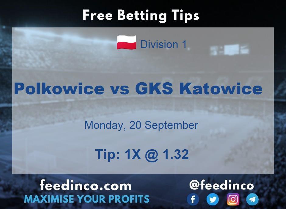 Polkowice vs GKS Katowice Prediction
