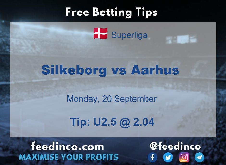 Silkeborg vs Aarhus Prediction