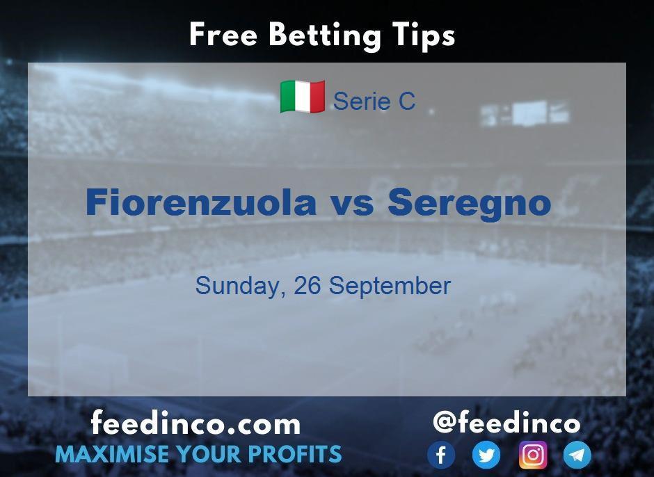 Fiorenzuola vs Seregno Prediction