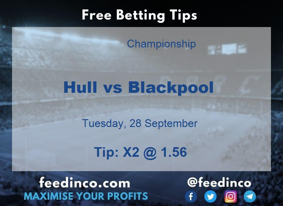Hull vs Blackpool Prediction