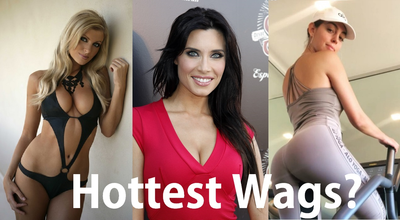 2019 Hottest Wags - Football Players wife - girlfriends