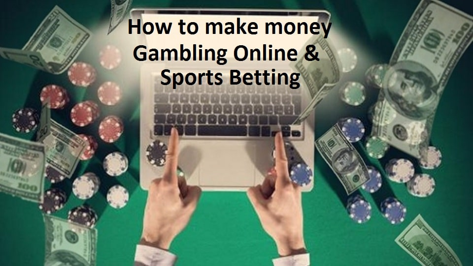 How to make money Gambling Online & Sports Betting | Matched betting