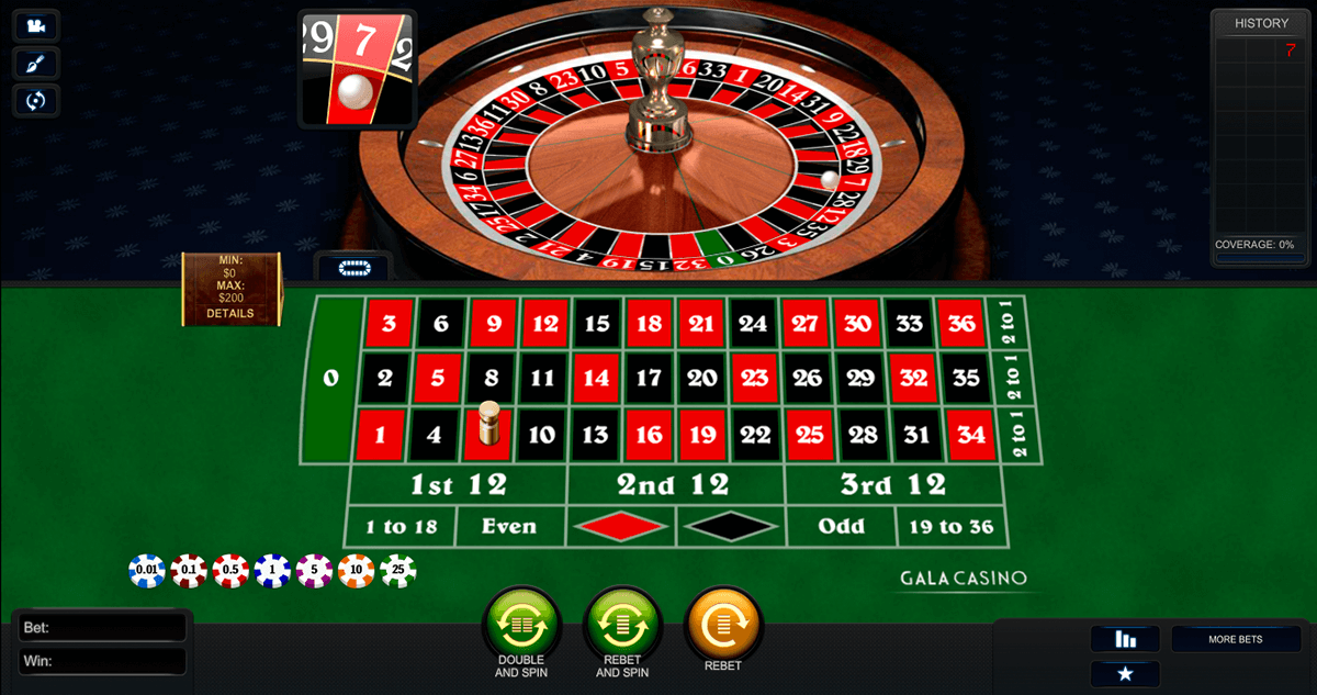 HOW TO WIN AT ROULETTE AT ALL TIMES