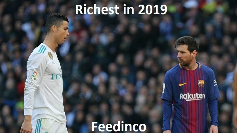 Top 3 Richest Footballer in the world in 2020 - Richest football player
