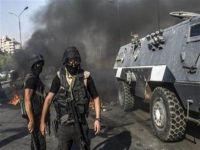 ارتفاع شهداء حادث تفجير كمين المساعيد بالعريش لـ 9 شرطيين