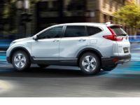 هوندا تزيح الستار عن موديل هجين لـ Honda CR-V