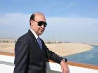 مهاب مميش: عبور 216 سفينة قناة السويس بحمولة 11 مليون طن خلال 5 أيام