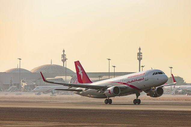 """""""العربية للطيران"""" تحتل المرتبة الثالثة على قائمة أفضل 50 شركة طيران على مستوى العالم"""