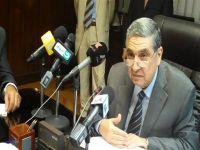 شاكر يناقش زيادة قدرات الربط الكهربائى مع سفير الأردن