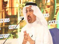 وزير النفط السعودى: المملكة تدعو لتقديم عطاءات مشروعات طاقة متجددة فى إبريل