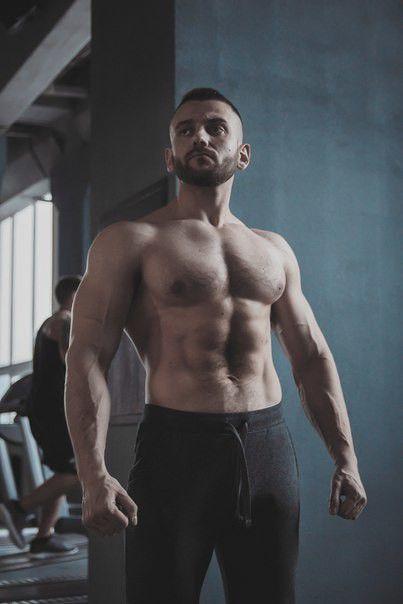 Персональный тренер тренажерного зала Fox Club Кирилл Постников