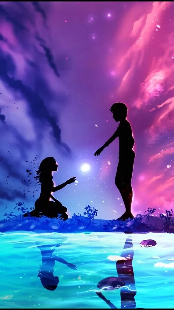 Siempre quise verte ahí Dándome la mano para levantarme cuando estaba triste, pero nunca te vi cuando te necesite💔😓