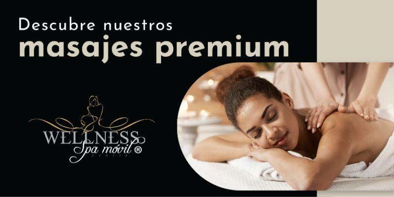 Masajes premium
