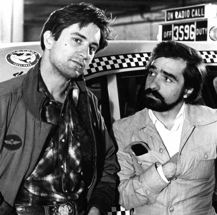 Martin Scorsese List