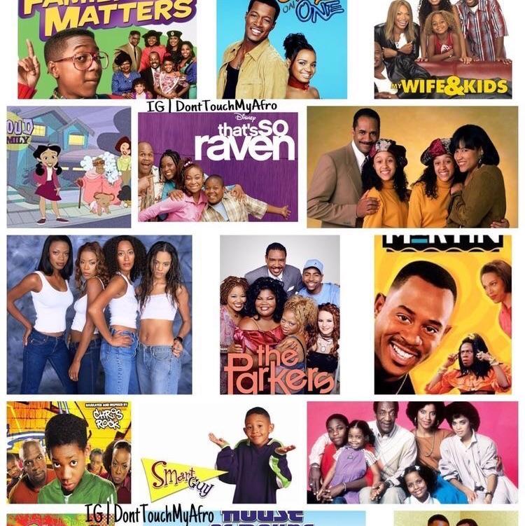 My Favorite Black Tv Shows