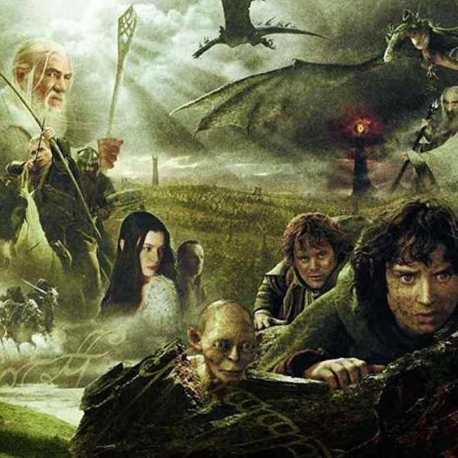 J.R.R. Tolkien's Middle-earth