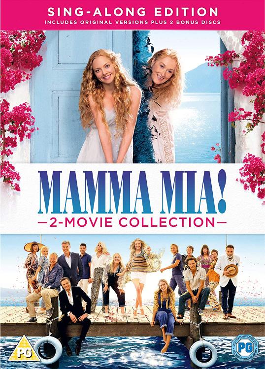 Mamma Mia Collection