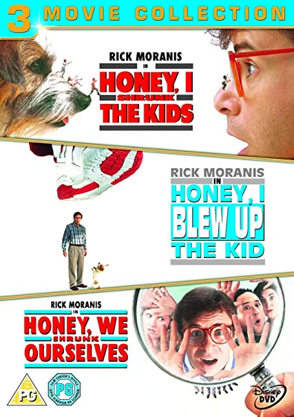 Honey I Shrunk the Kids Collection