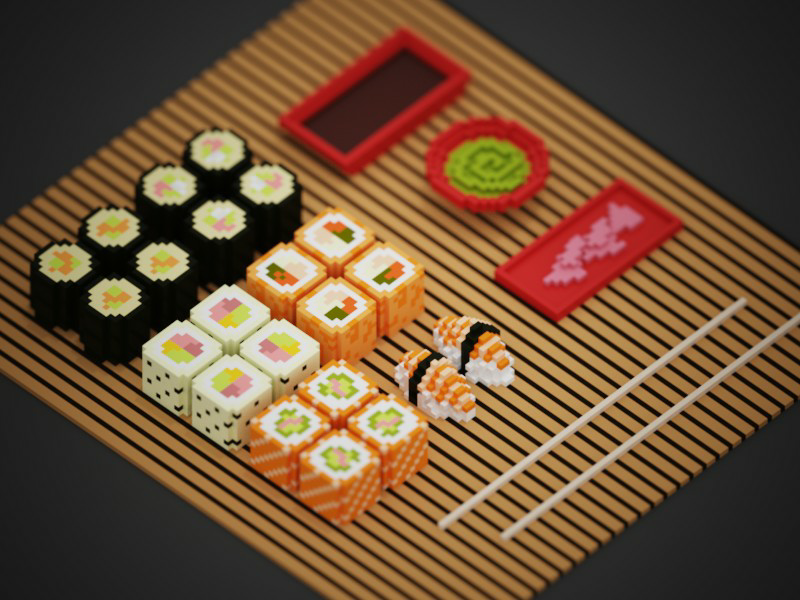 Kelowna Japanese and sushi