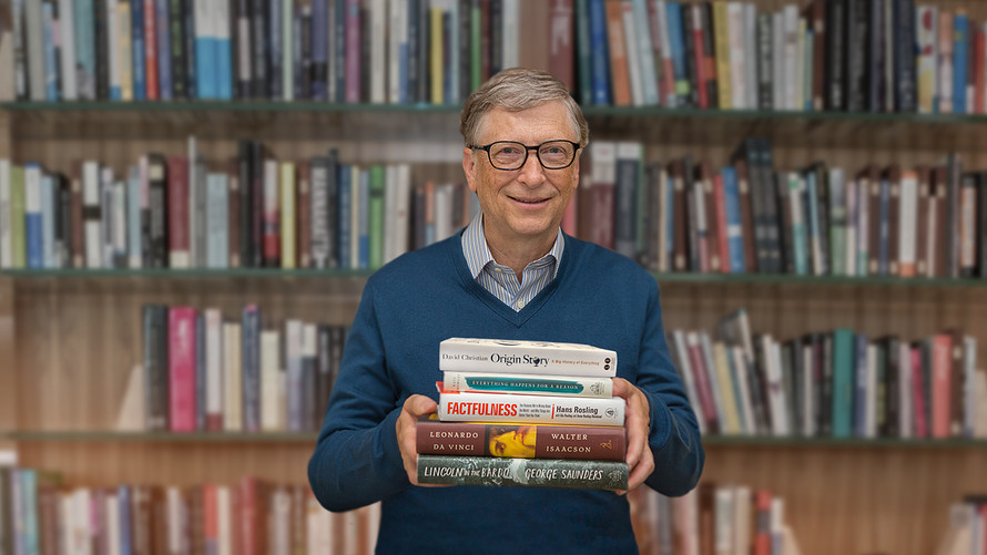 My Favorite Books: Bill Gates