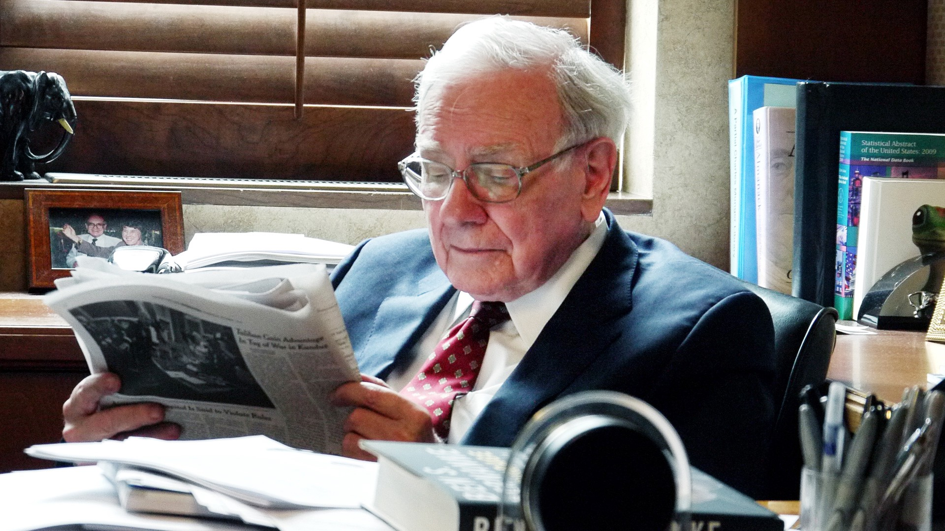 Read with Warren Buffett