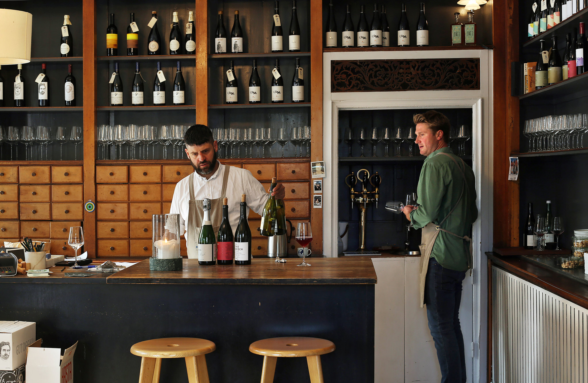 CPH Wine Restaurants