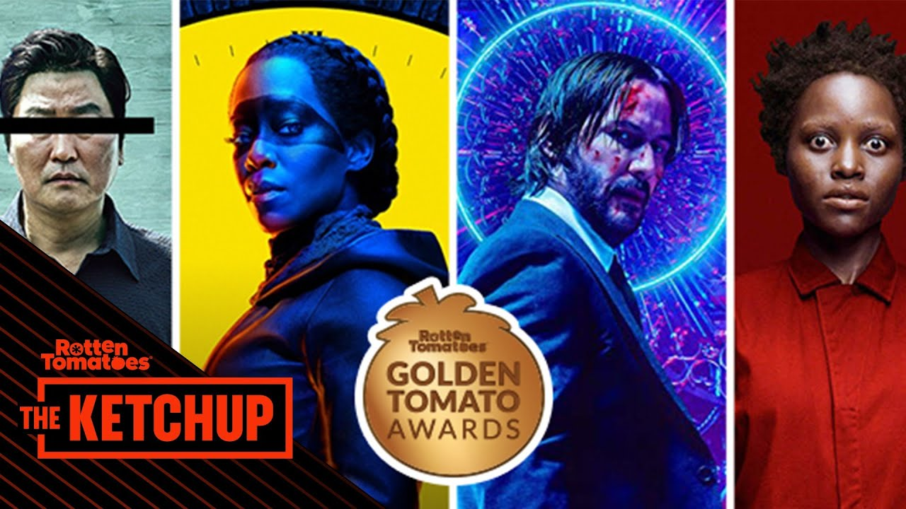 Rotten tomatoes' 25 Best Movies of 2019
