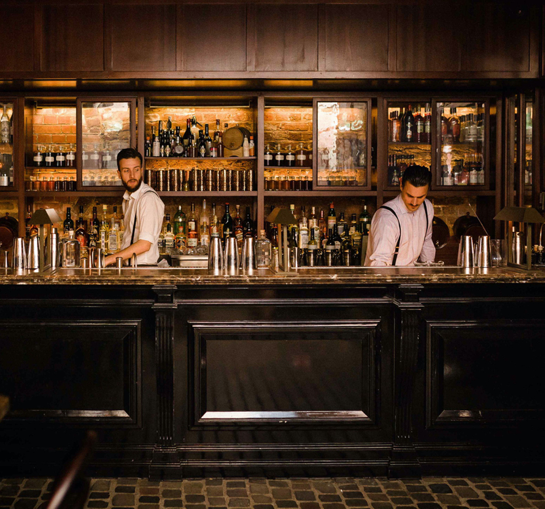 GQ's Top Cocktail Bars in London