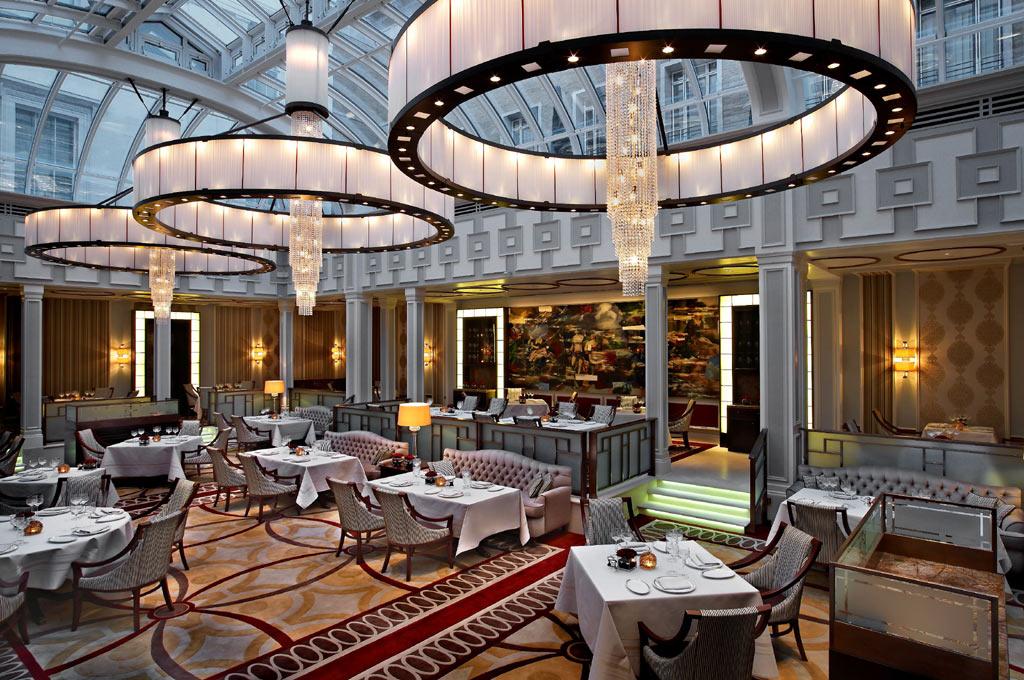 Michelin-Star Restaurants in London