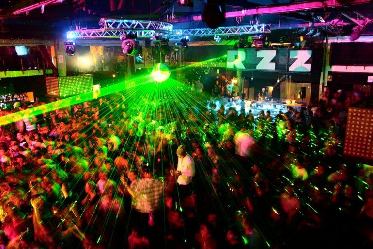 Going Clubbing in Barcelona