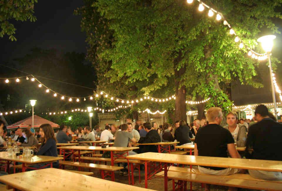 Best Beer Gardens in Berlin
