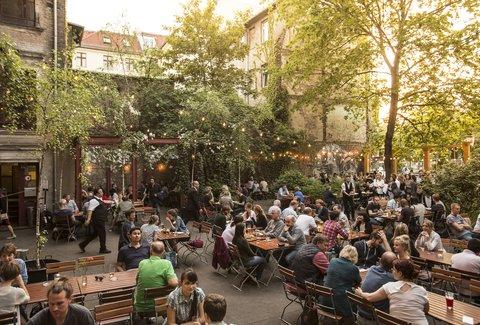 Best German Food in Berlin