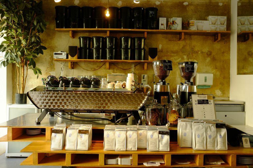 Berlin Coffee Guide