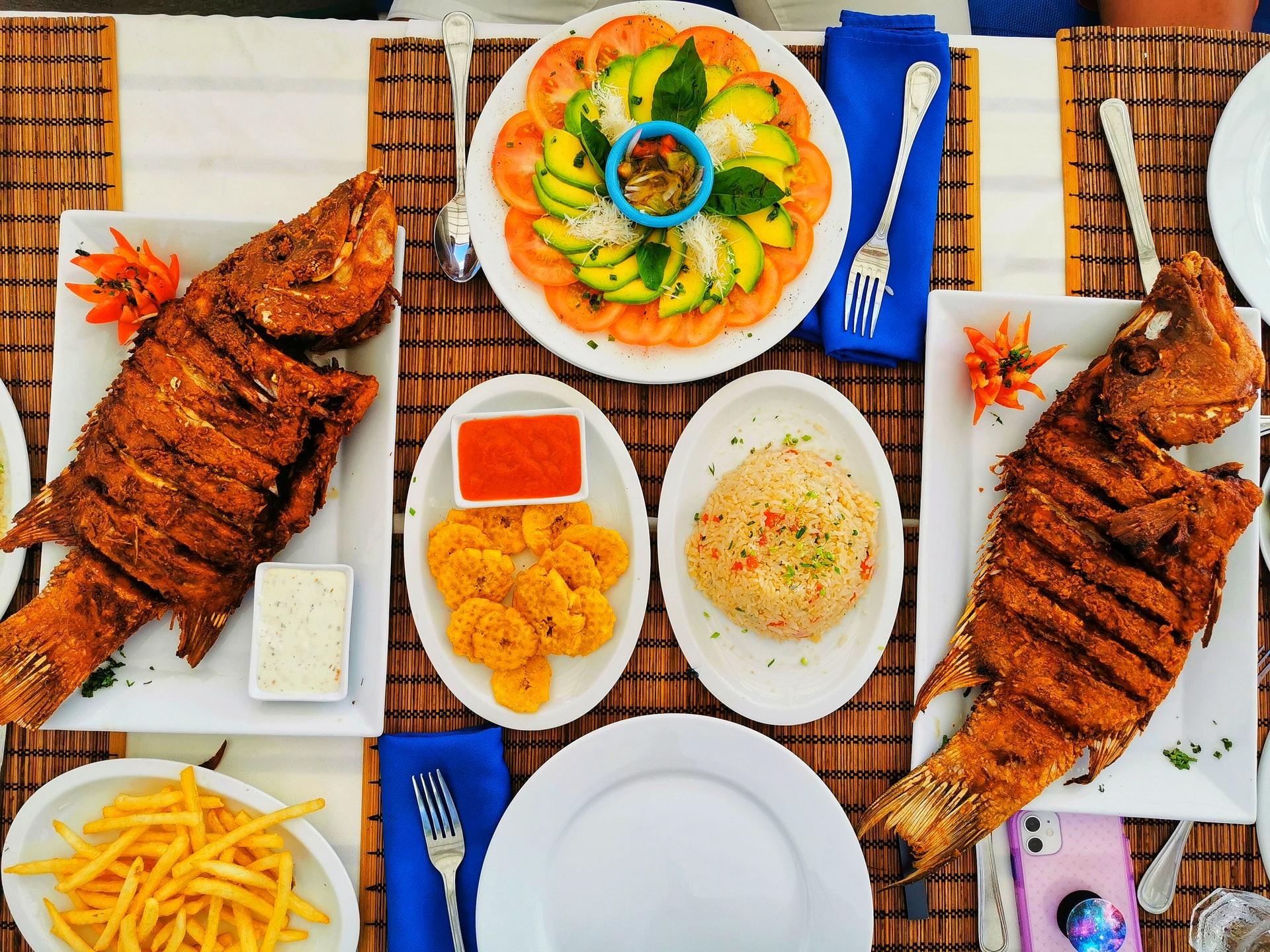 Superb Athenian Seafood