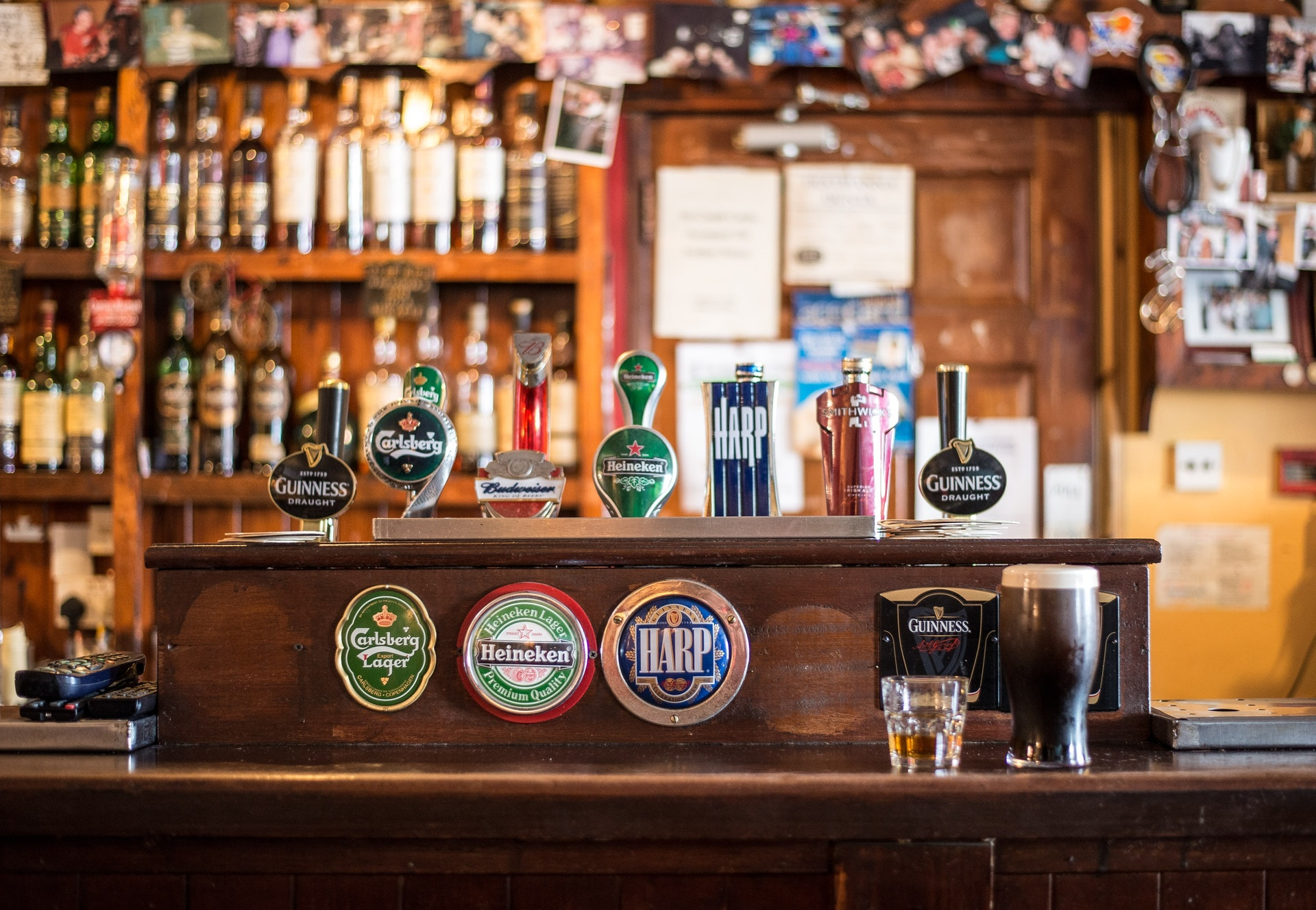 Best Irish Pub's in Dublin