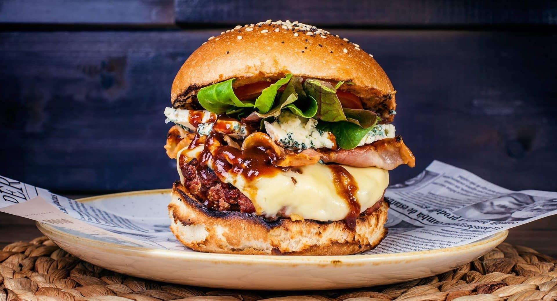 Best Burger in Dublin