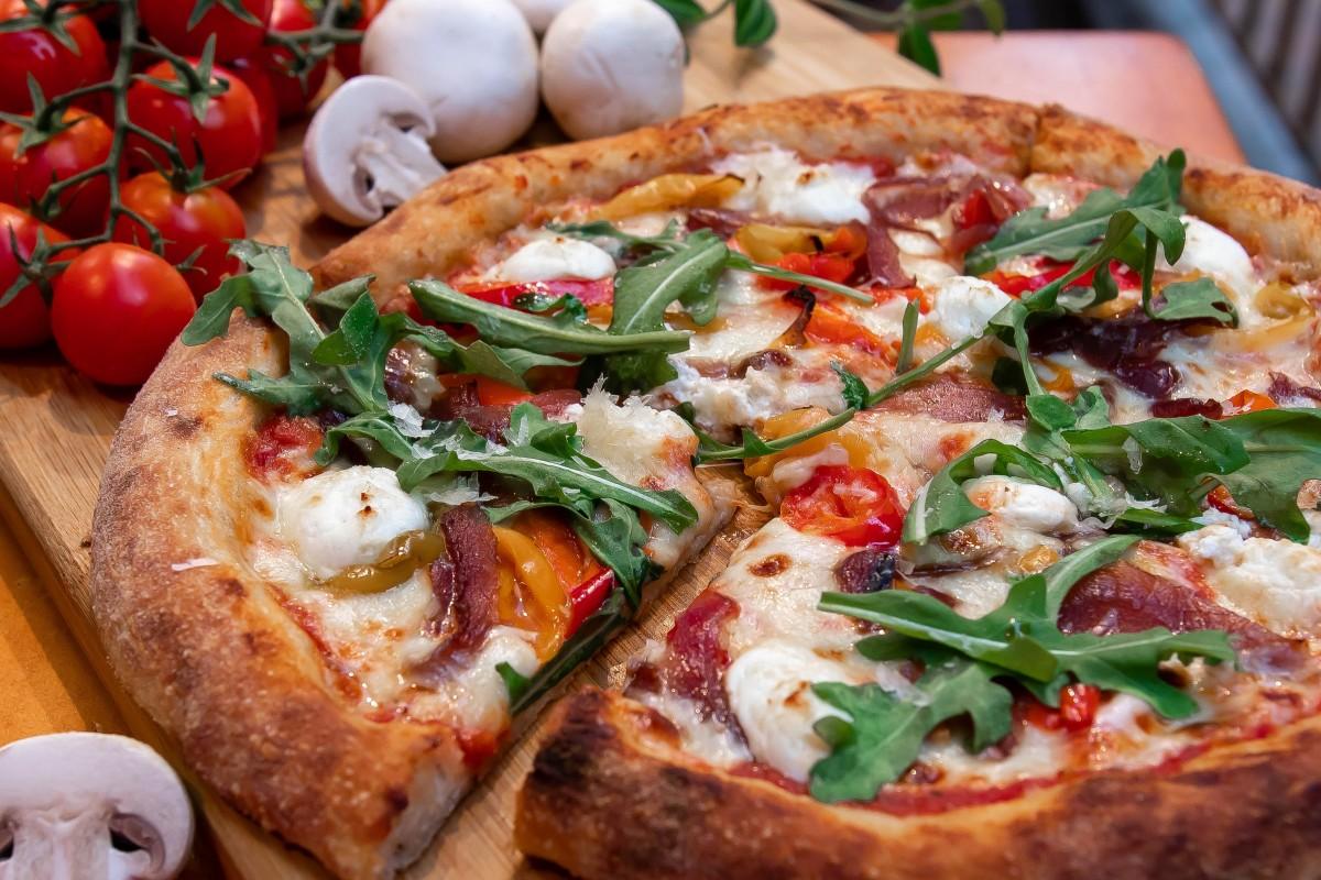 Best Pizza in Hong Kong
