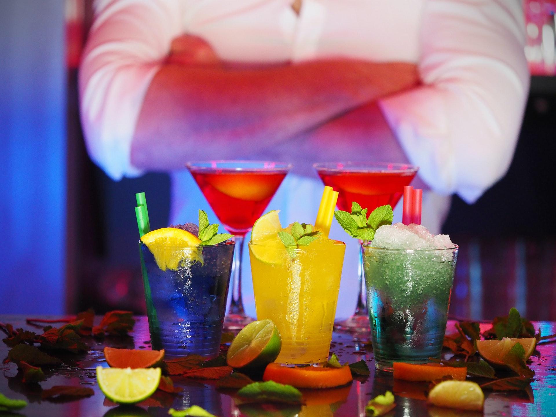 Cocktail Bars in Vegas