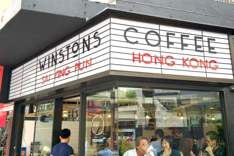 Top Hong Kong Coffee Spots