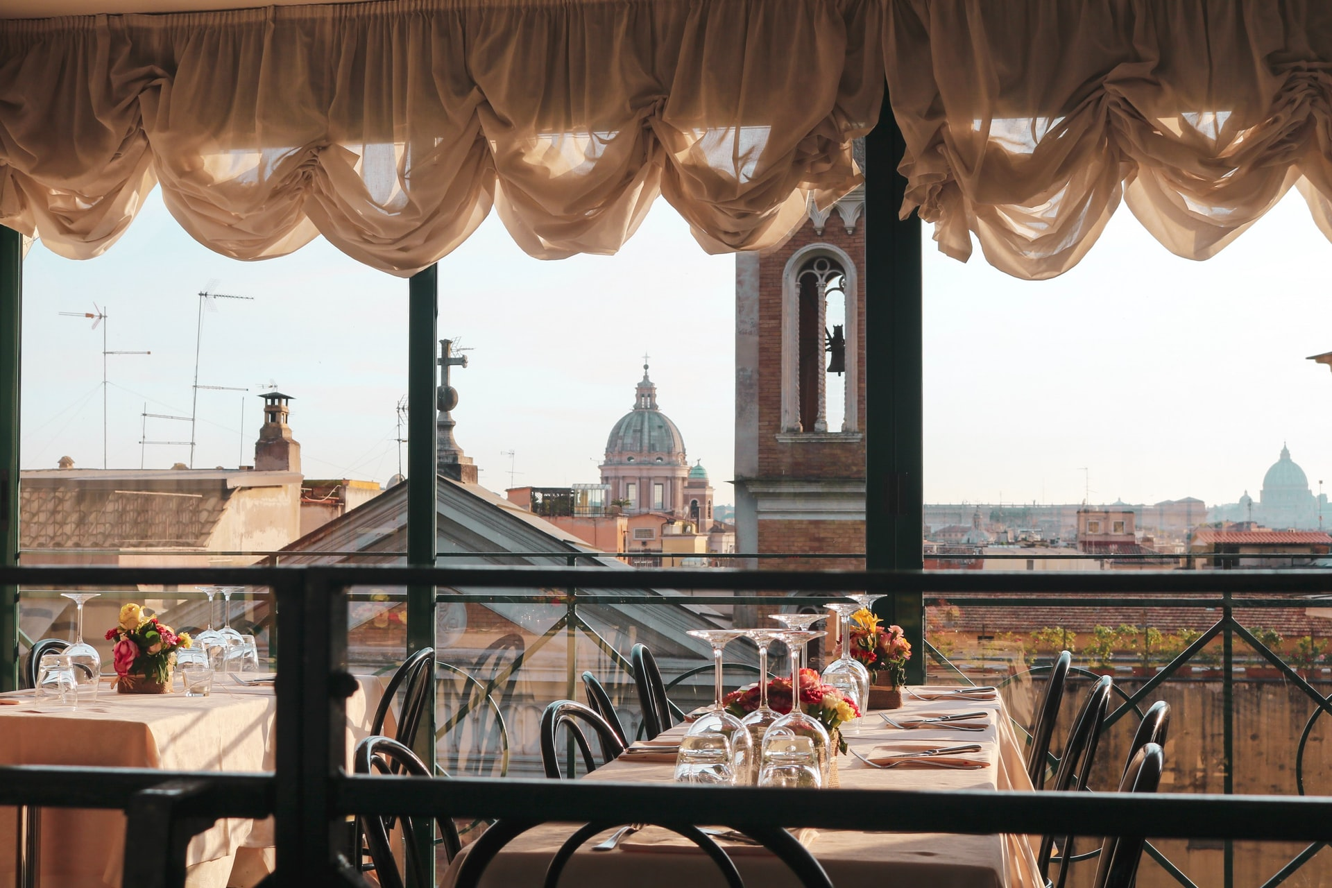 Rome Fine Dining Guide