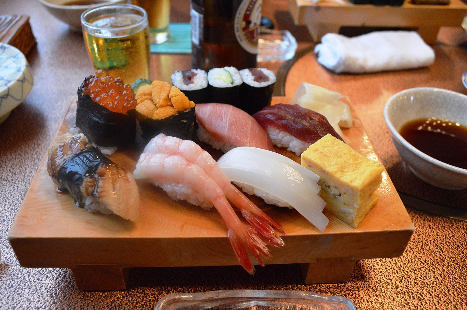 Best Sushi in San Fran