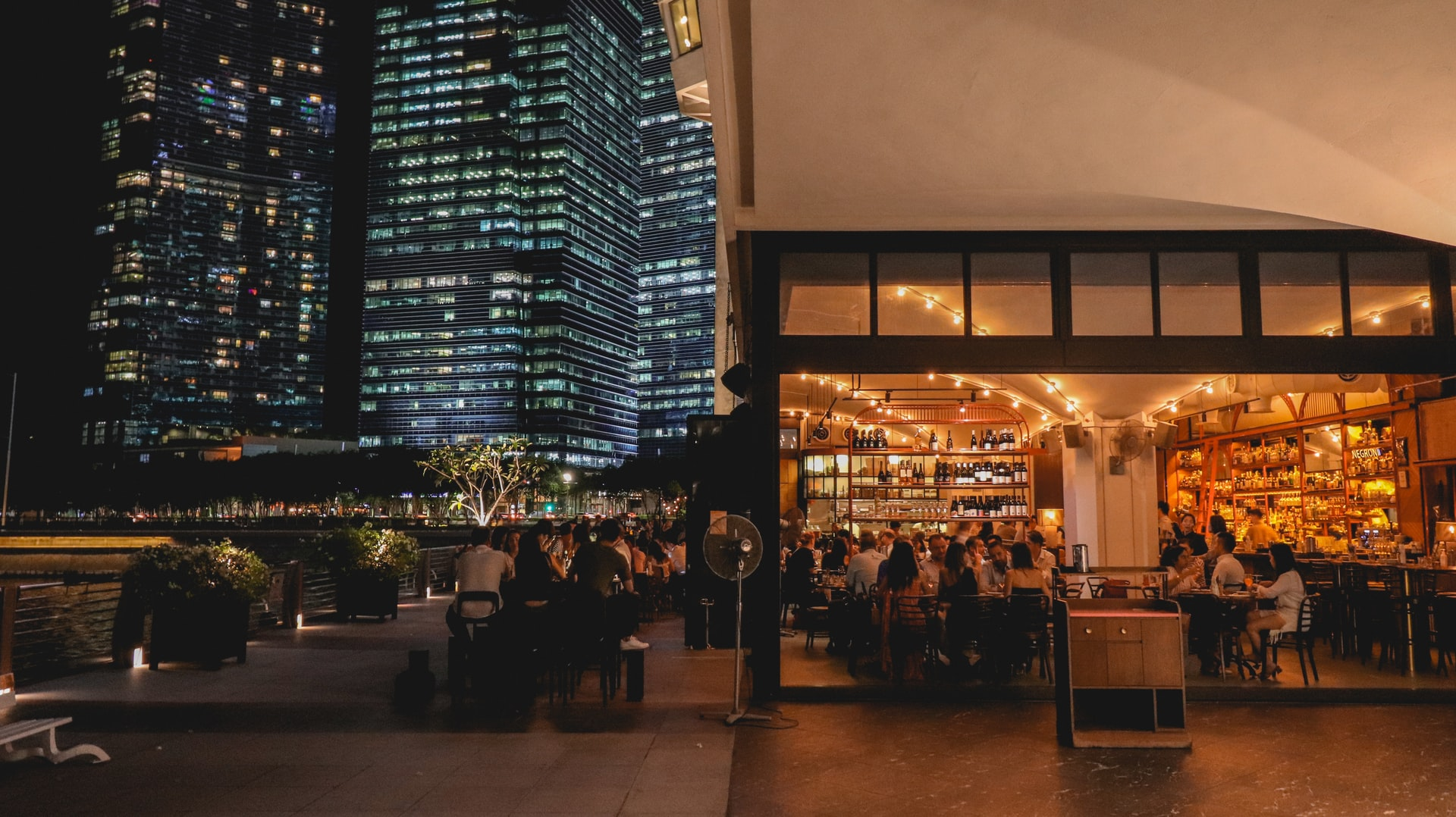 Singapore Fine Dining Guide
